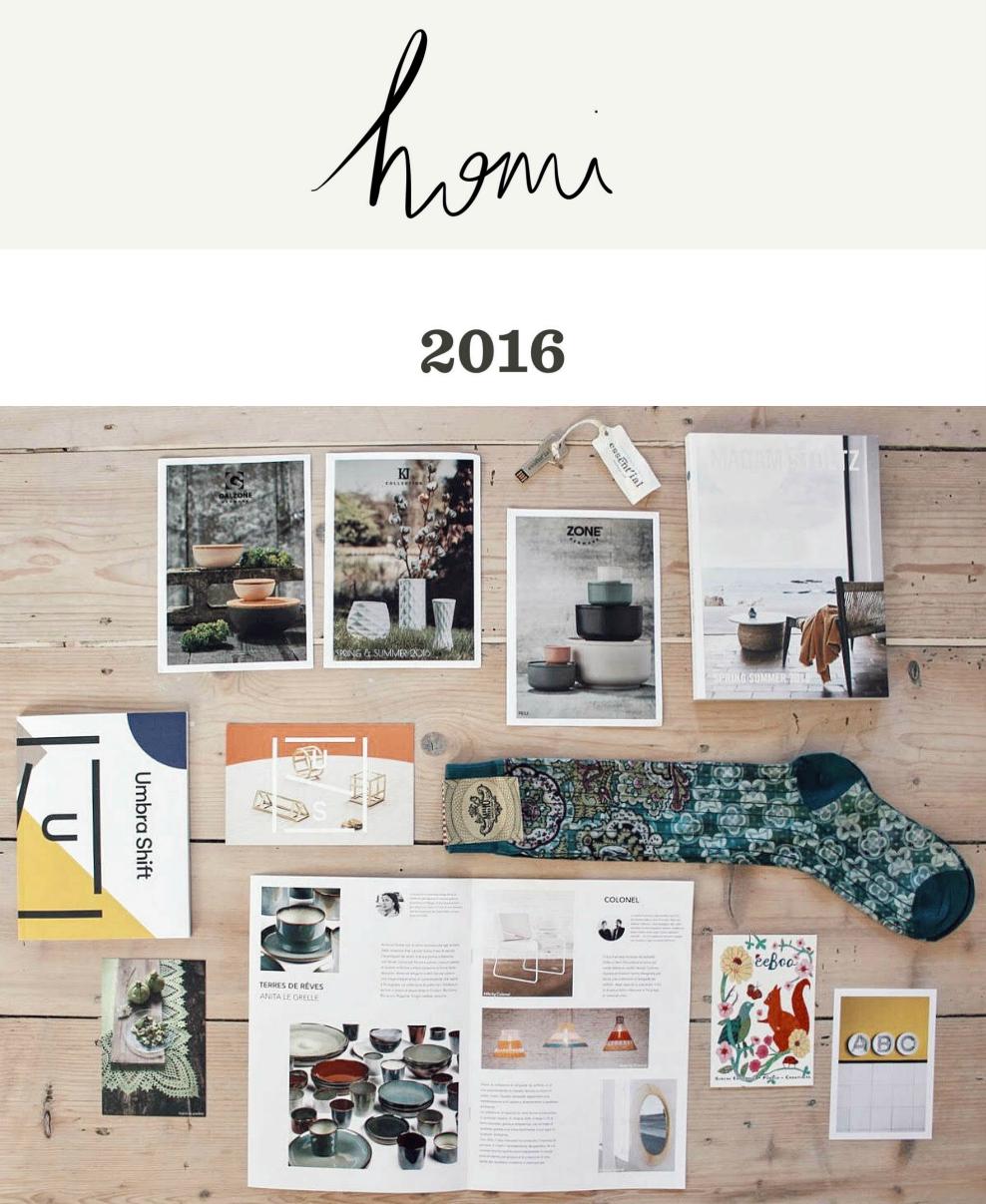 Homi 2016