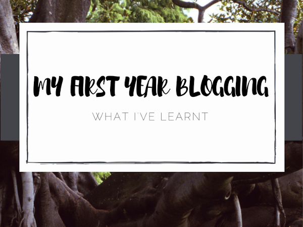 What I've Learnt In My First Full Year Of Blogging