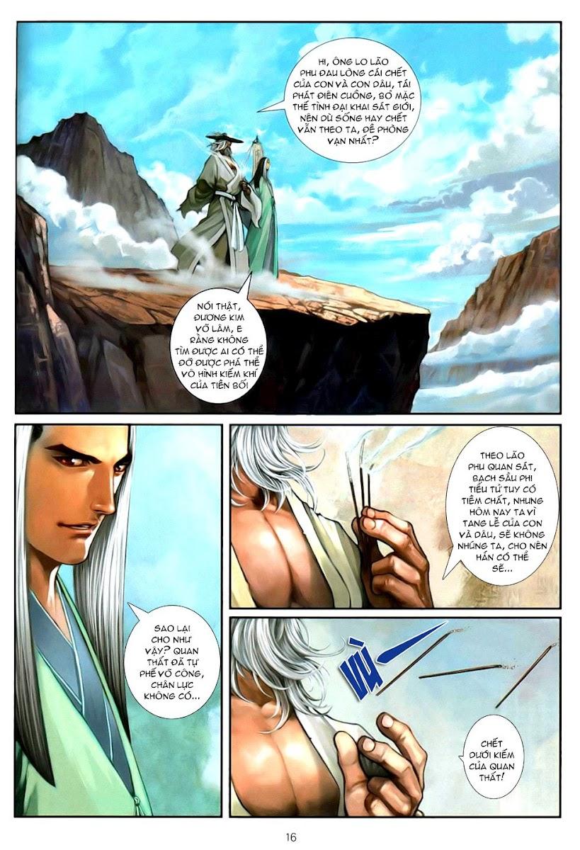 Ôn Thụy An Quần Hiệp Truyện chap 89 trang 15