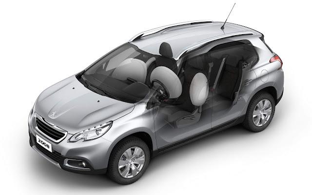 Peugeot 2008 2018 Automático 6 marchas