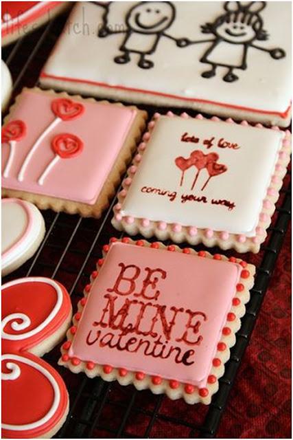 sevgiliye hediye kurabiye