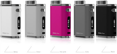 Don't You Know Eleaf iStick Pico TC75W Battery ?