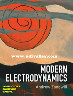 Modern Electrodynamics 1st Edition solutions Manual