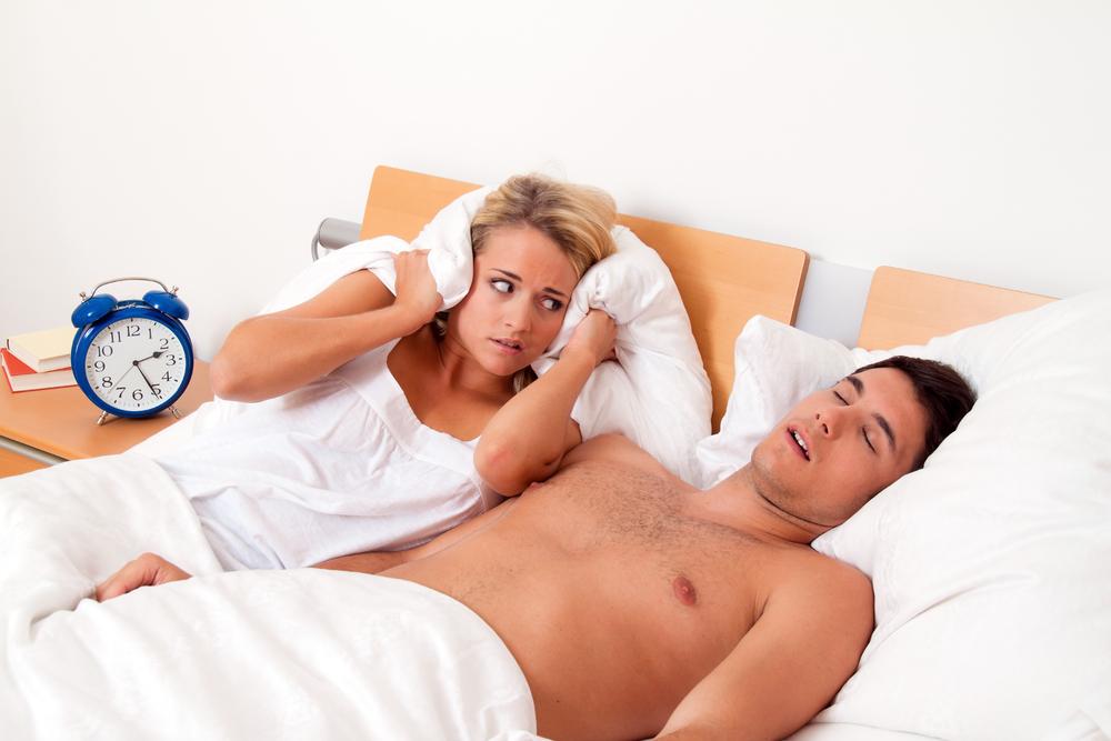 Penyebab kenapa tidur selalu mendengkur