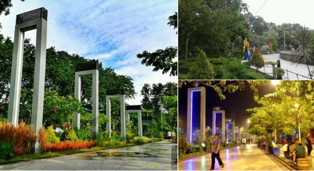 Taman Bungkul, Darmo
