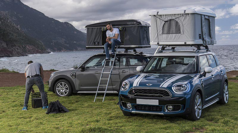 A special edition of the AirTop roof tent model was designed in cooperation with the MINI Design Team and is now available directly from the manufacturer in ... : air top tent - memphite.com