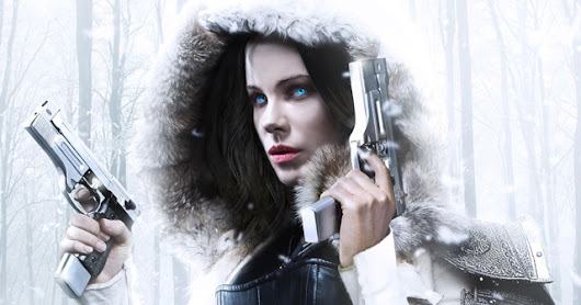 A First Look at Underworld: Blood Wars (2016)