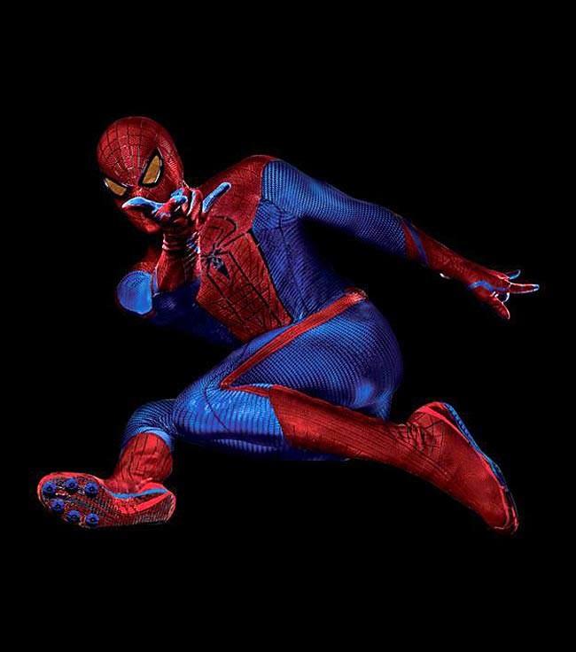 New FotoInilah Segudang Foto Terbaru The Amazing Spider