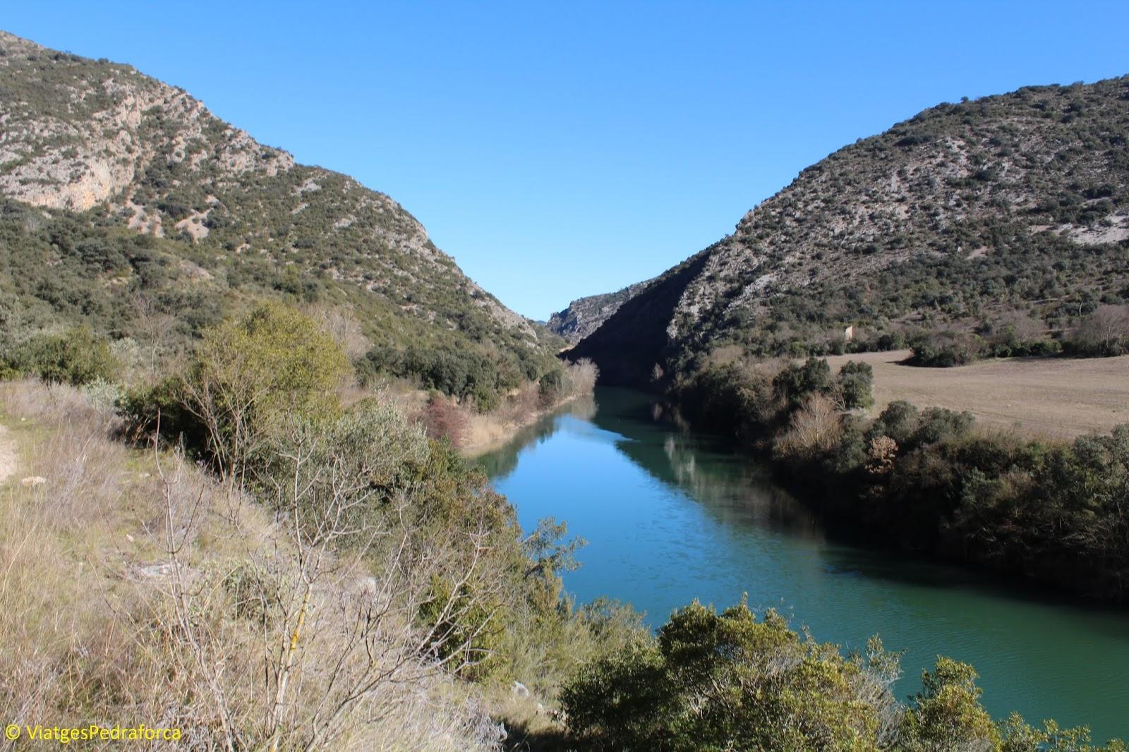 ruta senderista per Catalunya, Lleida, Catalunya