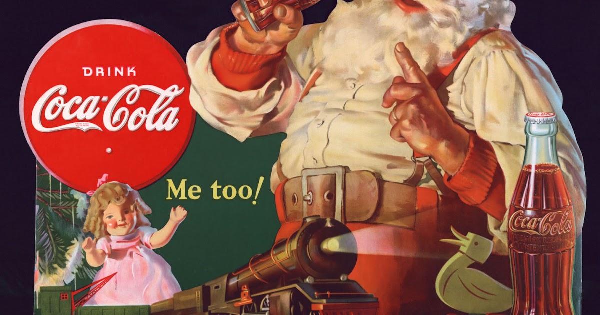 Babbo Natale Coca Cola 1931.Perle Complottiste Nicola Lagioia Contro Babbo Natale E La Coca Cola
