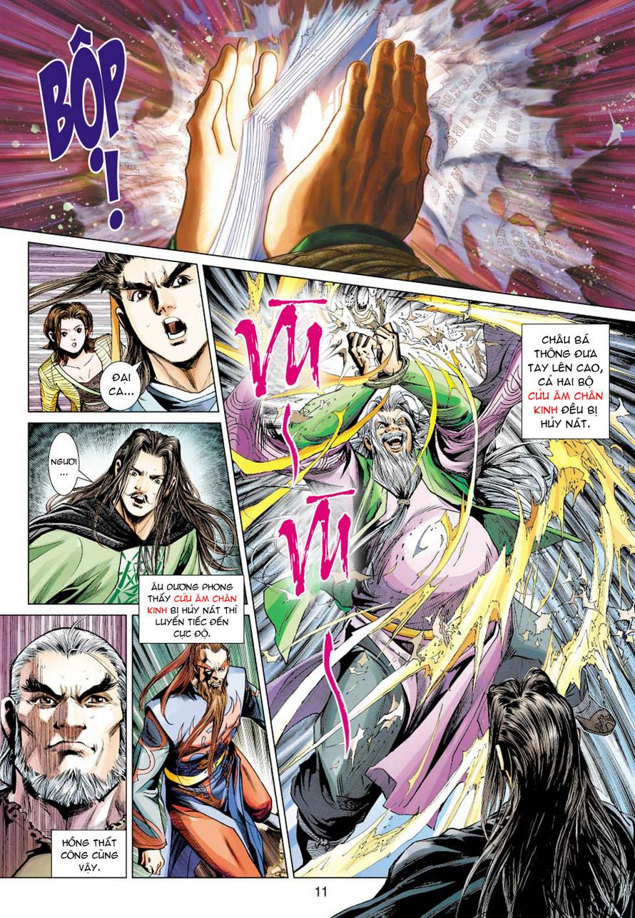 Anh Hùng Xạ Điêu anh hùng xạ đêu chap 49 trang 11