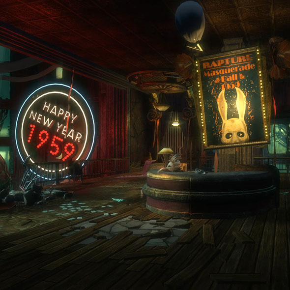 Bioshock Remastered Wallpaper Engine