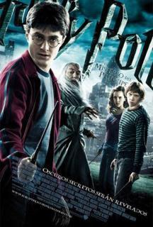 descargar Harry Potter y el Misterio del Principe (2009), Harry Potter y el Misterio del Principe (2009) español