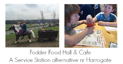 Fodder Food Hall & Cafe | A Service Station alternative near Harrogate