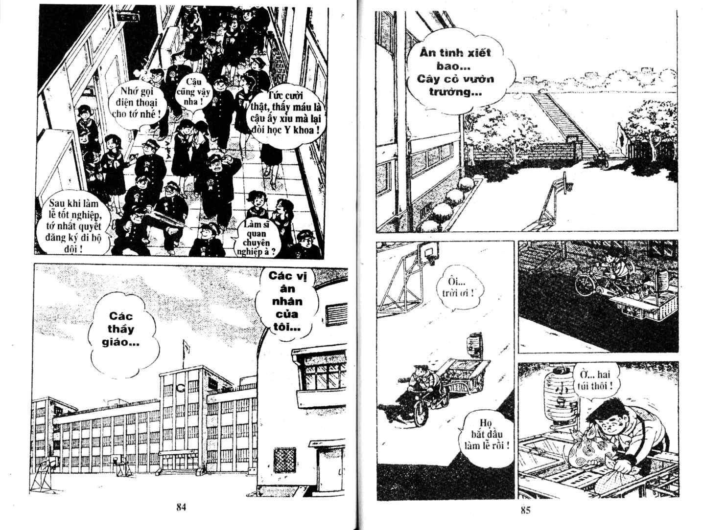 Ashita Tenki ni Naare chapter 14 trang 41