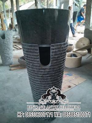 Model  Wastafel Batu Marmer