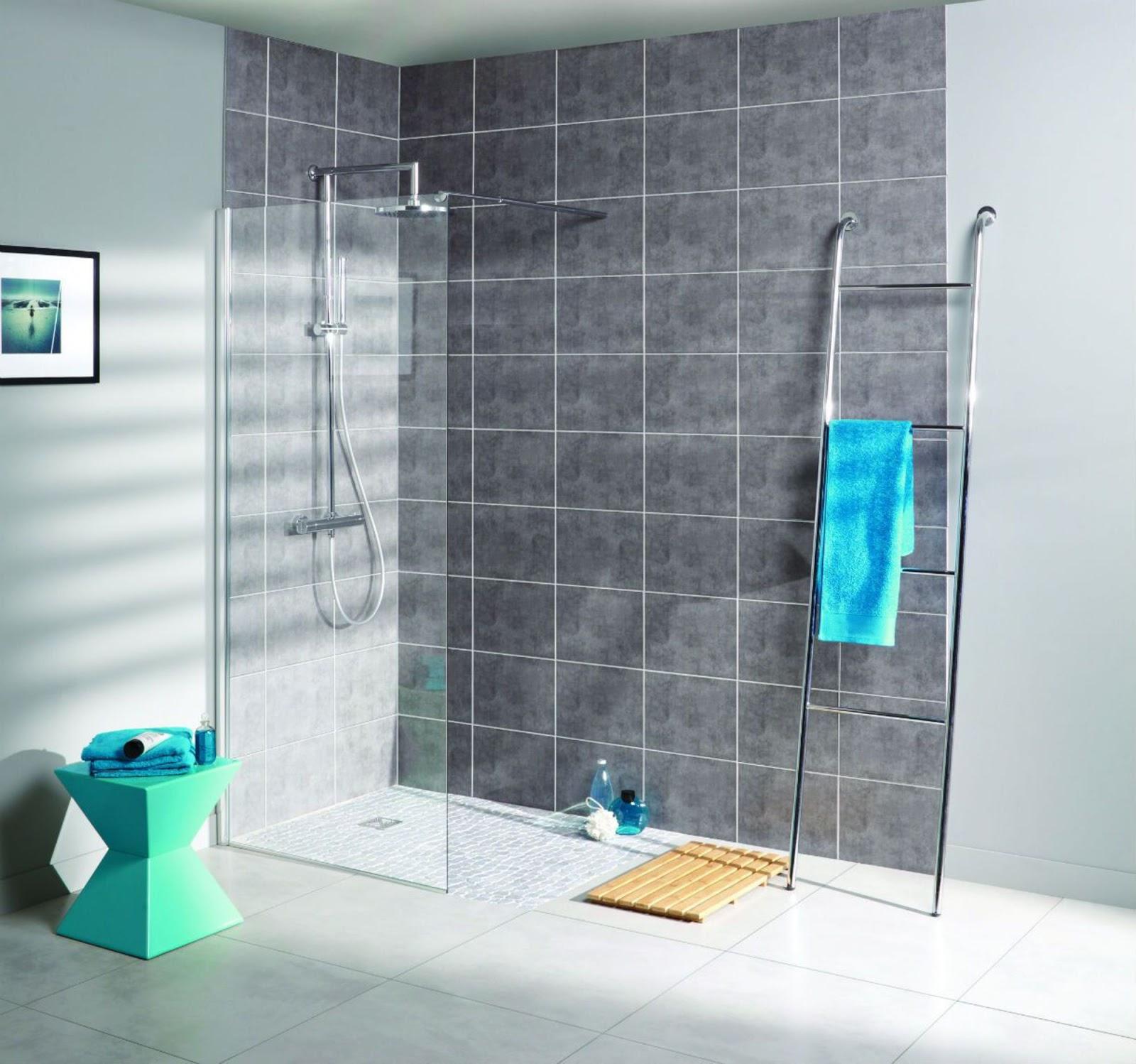 Technoconseilbaindouche qu est ce qu une douche l - Modele de salle de bain a l italienne ...