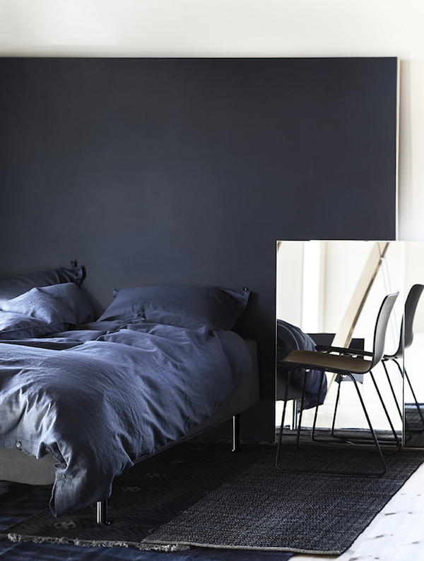 Inspiration For Your Home Blue In The Bedroom
