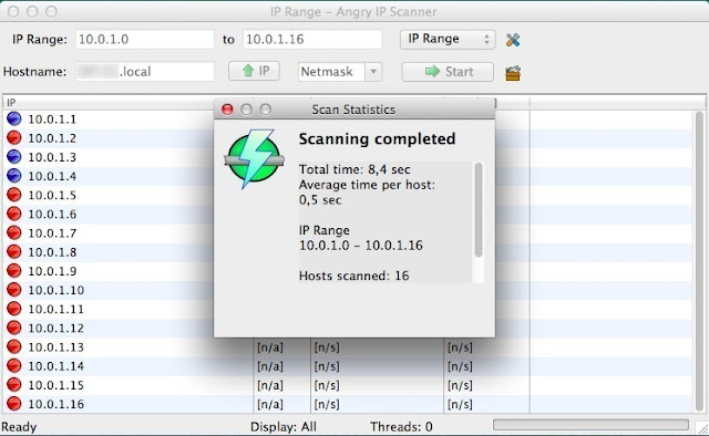 Angry IP Scanner Free Download For Windows 10, 7, 8/8.1 PC
