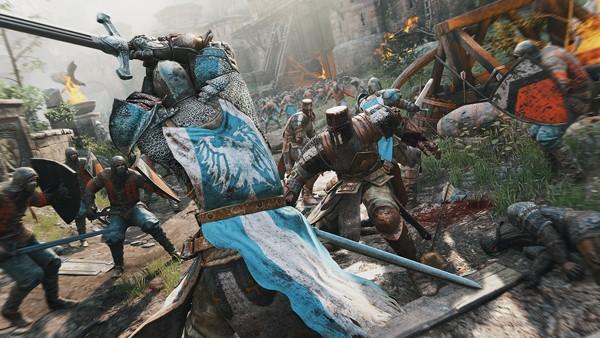 Os jogadores que desfrutarem dessa alfa fechada de For Honor poderão provar 3 dos 5 modos multiplayer deste título.