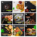 food fare flyer Catering Food Square Picture Template free PSD