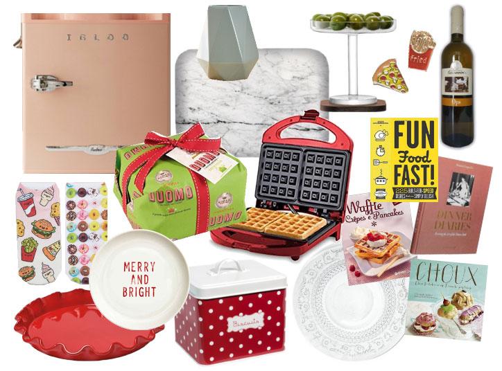 Idee regalo di Natale per chi ama mangiare e cucinare | Vita su Marte
