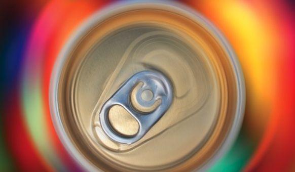 Dos efectos perjudiciales de las bebidas energizantes