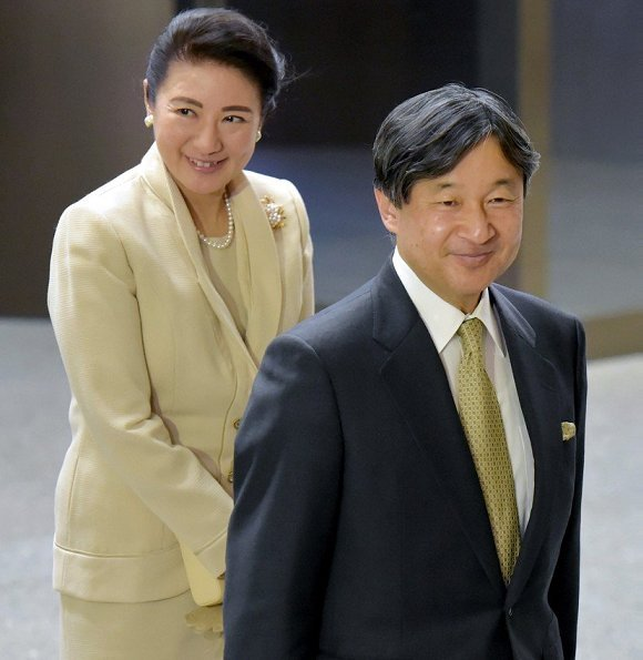 The Emperor's abdication will be on April 30, 2019, and his eldest son, Crown Prince Naruhito's succession to the throne