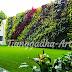 Cara Membuat Taman Vertical Garden || Vertical Garden