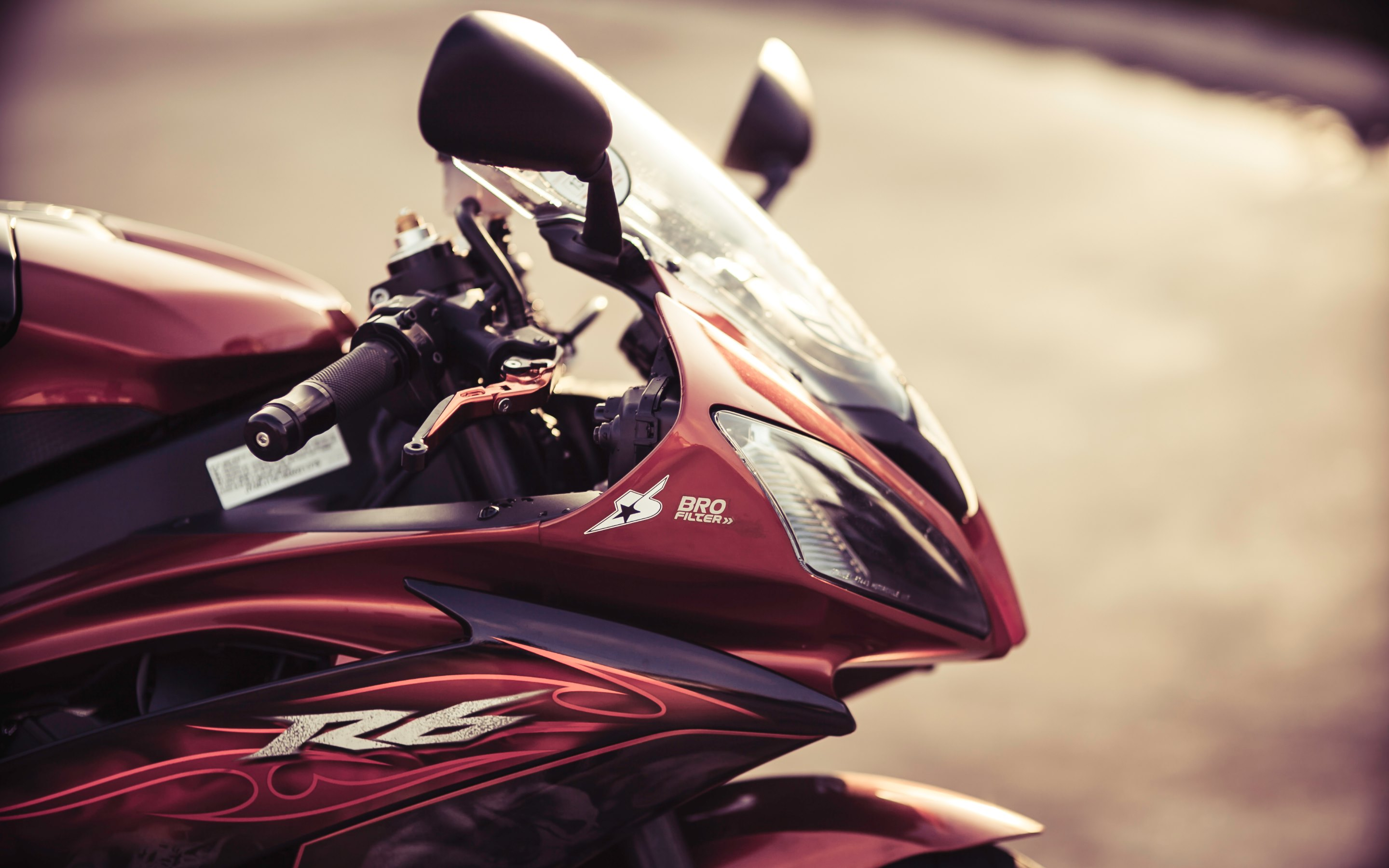 yamaha r6 motorcycle wallpapers in hd 4k and wide sizes
