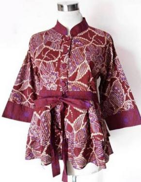 baju batik formal terbaru