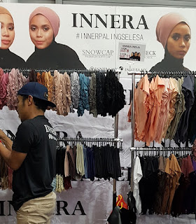 "The Innera brand of hijab ""inners"" feature headwear that can be worn underneath headscarves."