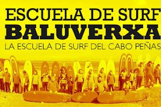 ESTE VERANO 2018 SURFEA CON BALUVERXA EN EL CABO PEÑAS