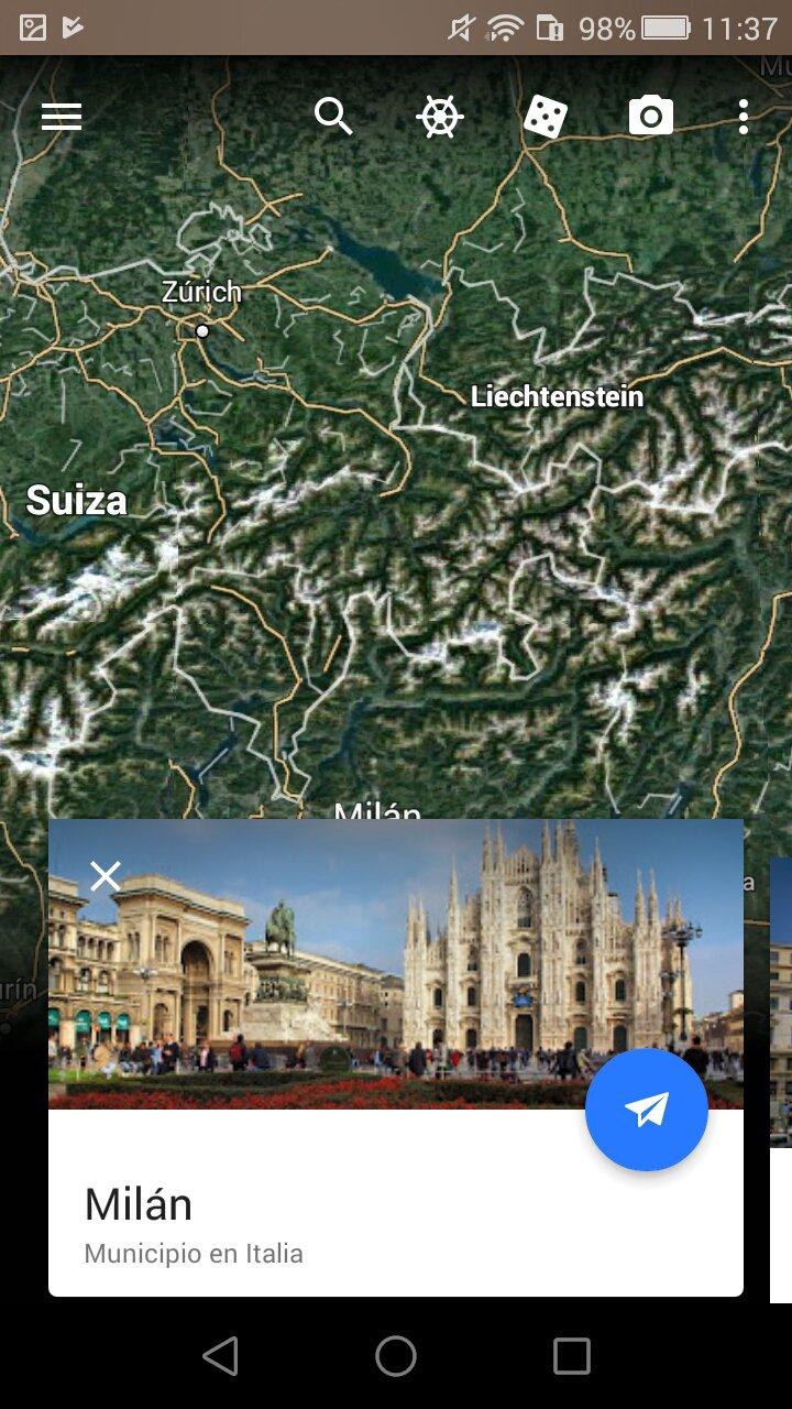 Conoce Google Earth última versión 9.2.10.2 APK Descargar