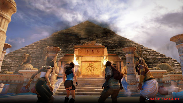 Lara Croft and the Temple of Osiris Gameplay Screenshot 4