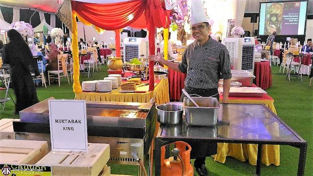 Bufet Ramadan Laman Kayangan Shah Alam, Citarasa Dua Sempadan,