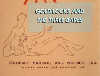 Goldilocks And The Three Bares / Златовласка и эти Три Обнаженных.