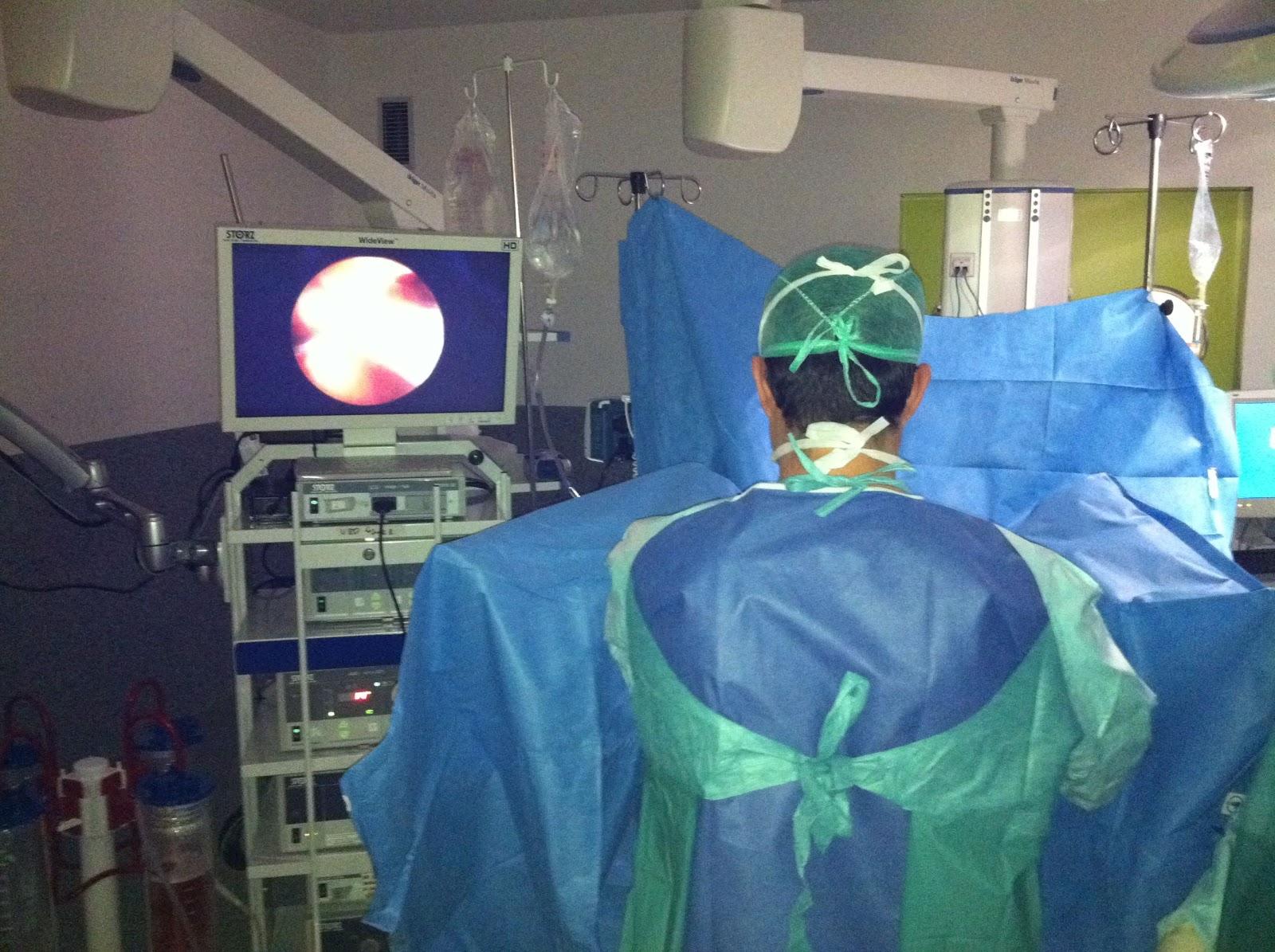 imágenes de urolift para tratamiento de próstata