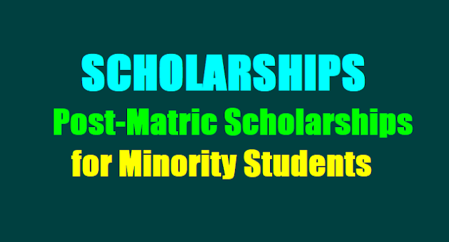 GoI Post-Matric Scholarships for Minority Students, Post Scholarships, www.scholarships.gov.in