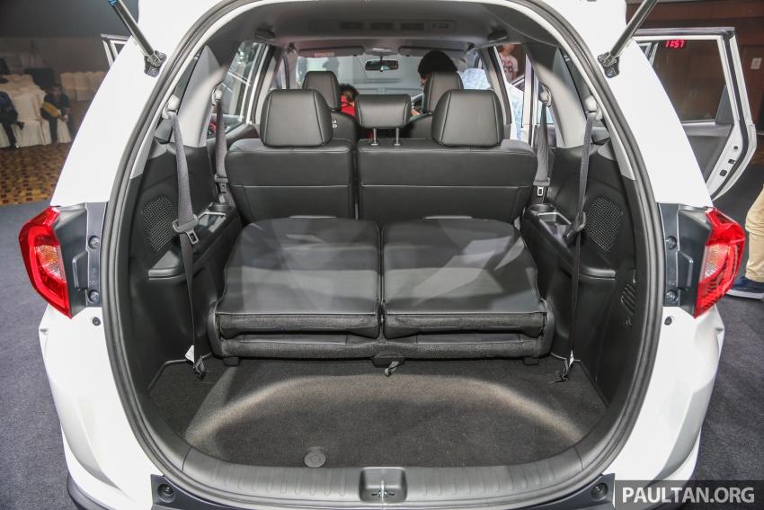 25 Gambar Honda BRV 1.5L Harga RM85,800 Untuk Pasaran Malaysia