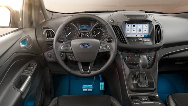 Ford Kuga 2018 - Argentina