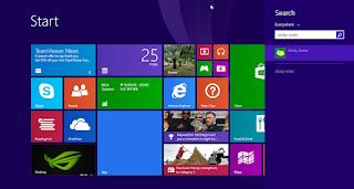 Cara Menampilkan Stiky Note di Windows 8.0/8.1