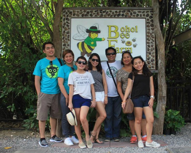 Bohol Bee Farm in Bohol Philippines
