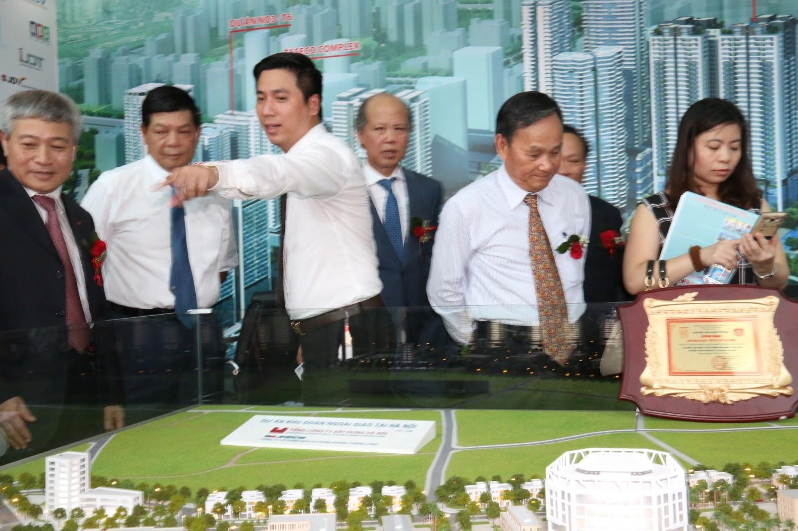 Thị trường bất động sản tiếp tục chuyển biến tích cực