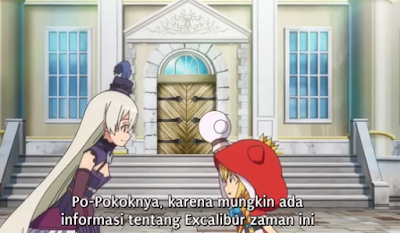 Hangyakusei Million Arthur Episode 2 Subtitle Indonesia