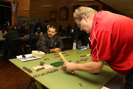 MSSA releases latest rankings for Ancients wargames.