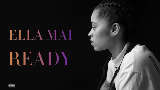 """A cantora ELLA MAI lança """"Anymore"""", o primeiro single do seu terceiro EP """"Ready"""""""