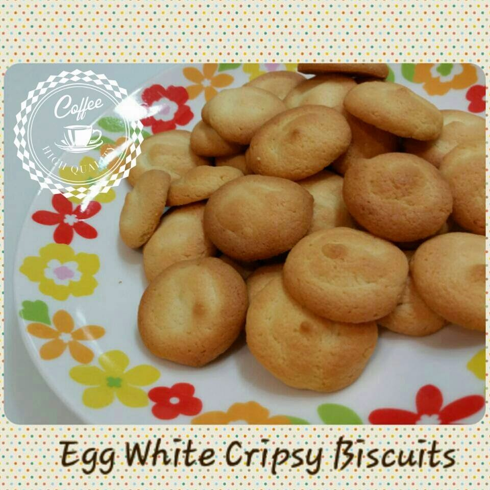 Beautyme Love Recipes Egg White Crispy Biscuits