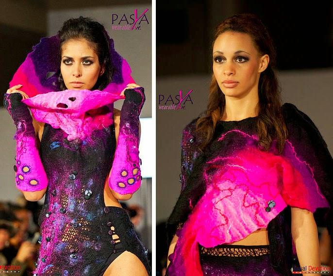 felt clothes, felt dress, felt, felt wrap, felt shawl, felt scarve, felt design, felt fashion