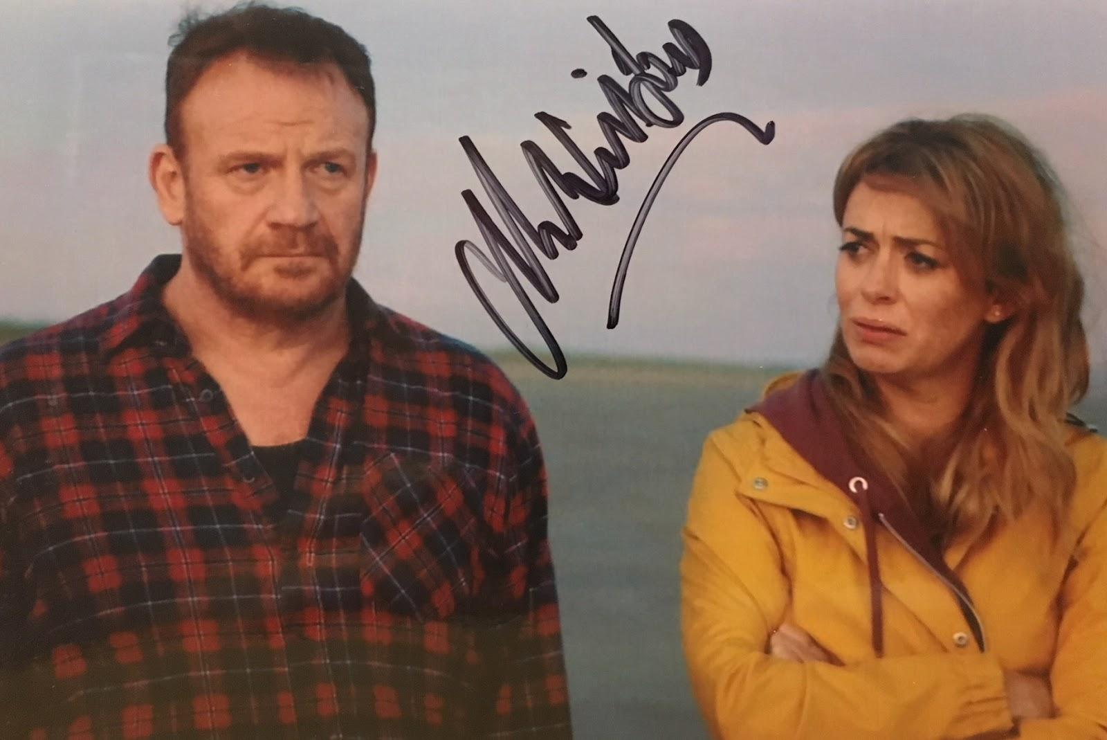 Celebrity Signings: Mark Lewis Jones (Star Wars, Stella